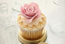 """Cupcakes Galore / """"Flowers wilt, jewelry tarnishes, and candles burn out...but cupcakes doesn't hang around long enough to get old."""""""