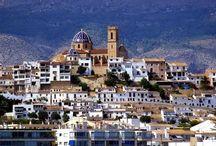 ESPAGNE - SPAIN - / Il n'y a qu'à être en Espagne, pour n'avoir plus envie d'y construire des chateaux. - (Madame de Sévigné).