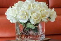 DECORATION FLORALE / Je regarde une rose et je suis apaisé. (Victor Hugo)