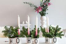 """NOEL - CHRISTMAS - NAVIDAD - / Toute la """" déco """" pour que la magie de Noël opère."""