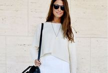 FASHION / Outfit inspiration and street style