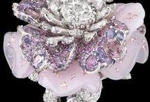 DIOR JOAILLERIE / Les somptueux bijoux de Victoire de Castellane dont La créativité débordante  enchante le monde de la joaillerie.