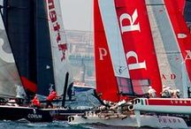 America's Cup / Chic nautical essentials to spectate in.