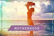 Motherhood / Motherhood is a journey, let's take it on together! This board features motherhood tips, truths, and relatable content that will help you survive parenting one day at a time.