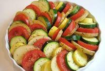 Recipe - Side Dishes & Salads / by Amanda Chapman