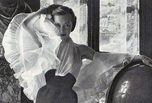 LES ANNEES 1940-1950  EN NOIR ET BLANC. / De loin mes années préférées.
