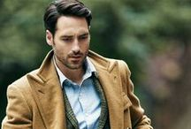 Men's 2013 Fall Fashion Trends / Simple trends to update your fall wardrobe