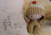 Crochet patterns Toys