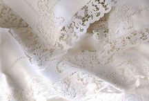 LINGE DE MAISON / The linen, one of my addictions !!
