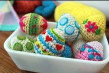 Easter Crochet Ideas