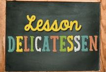 Teacher Profiles The lesson Deli / This is a place to learn more about our members. http://thelessondeli.blogspot.com/