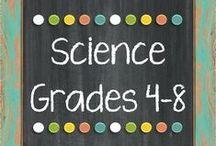 Science Resources Grades 4 - 8: The Lesson Deli / Lesson ideas  for science Grades 4-8.  http://thelessondeli.blogspot.com/ / by The Lesson Deli