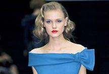 LAURA BIAGIOTTI / Styliste italienne de grand talent, le charme, l'élégance, la féminité, caratérisent ses créations.