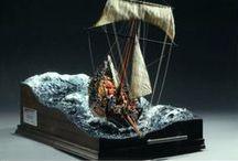diorama & model / by เลโอไนดัส กิติสาร