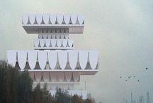 Architecture - Grain / Macro to micro elements of Architecture