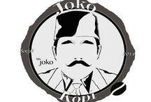 Joko Kopi / its all about my coffee shop at west ungaran semarang indonesia ( http://4sq.com/1FZ8SrV )