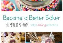 Tips 'n' Tricks in-the-Kitchen / Tips and tricks I've learnt on my journey in the kitchen