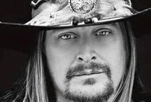 Kid Rock / Most talented song writer, singer musician and entertainer of my generation. You will never find even one song on any of his albums that you will not like. / by Khristy Poteat
