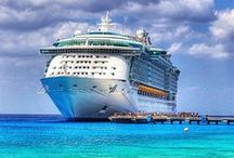 All About Cruiseships / What is inside the Cruiseships ? / by Asep Petir
