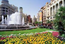 VALENCIA. (SPAIN). / I love Valencia.