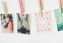 Polaroid Displays