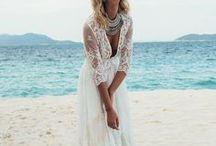 Bohemian Weddingdresses