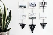 clever decor and organization ideas