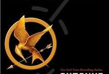 ->The Hunger Games-> Catching Fire->Mockingjay-> / by Kamryn Zamago