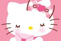 Hello Kitty fan / by Elsi Flores