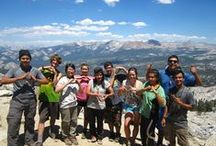 Youth in Yosemite / Our Youth in Yosemite project brings a diverse group of youth into the park through a range of educational, leadership and career programs. / by Yosemite Conservancy