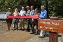 Donors Make A Difference / Thanks to Yosemite Conservancy donors, we can provide funding for a wide range of projects throughout the park. These include trail restoration, wildlife management, visitor services, scientific research and more. Thank you to our donors who help us preserve and protect Yosemite!