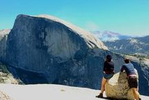 Things to do in Yosemite! / Whether it's your first or 100th visit to Yosemite, the Conservancy can help you make the most of your stay.  Conservancy programs — from nature walks to overnight backpacking treks to theater performances to art workshops — make your park visit even more special. And, because all the proceeds from our adventure programs, art workshops and visitor services go back into the park, you support Yosemite just by participating. / by Yosemite Conservancy