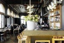 Food Spaces / Cafés, Bars, Restaurants, Markets, ...  = Food Spaces around the World