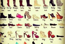 Shoes to collect
