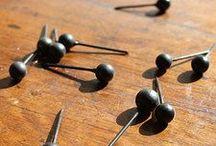 hardware / Hooks, nails, etc