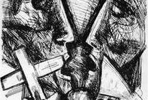 """Ф.М.Достоевский.""""Преступление и наказание"""" / Тематическая коллекция, помогающая  в """"общении с Ф.М.Достоевским"""" и в организации процесса исследования и истолкования (""""сотворчества"""") его романа """"Преступление и наказание""""."""