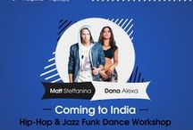 Dance Helpline / INDIA'S NO.1 DANCE & FITNESS PORTAL that gives you all information about dance & fitness forms , dance & fitness events, dance & fitness choreographers, dance & fitness academies and dance & fitness tutorials !