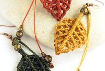 crochet, macrame, knots