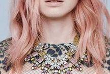 Hair all ShadeS of Pink