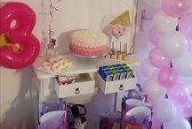 Prinses feest / Ideetjes voor een schattige prinsessen feest thuis. Lief goedkoop en leuk
