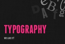 Typography & Design