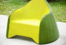 Rattan & Wicker Furniture  // Fonott Bútor / by otthonsziget