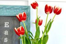Spring Decor /Tavaszi dekorációk