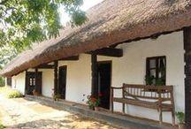 My Little Hungarian Farmhouse // Parasztházak
