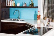 Kitchen- Small Kitchen // Kis konyha