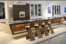Kitchen- Brown Kitchen  // Barna konyha