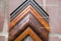 Conservation Picture Framing / Examples of popular frames and framed items.  We use all conservation framing material to provide the best protection for your valuable pieces.