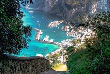 Italy / Beautiful Places To Explore & Re-visit
