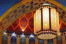 Moroccan // Marokkói stílus