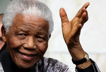 We love you Ta-Ta Madiba.The father of peaceful negotiations. / We bid Ta-Ta Madiba farewell.It has been officially announced that Nelson Mandela has passed away.Rest in peace.06.12.13 / by Angela Passetti